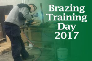 Blog post Coolrite Engineers Complete Ongoing Brazing Training