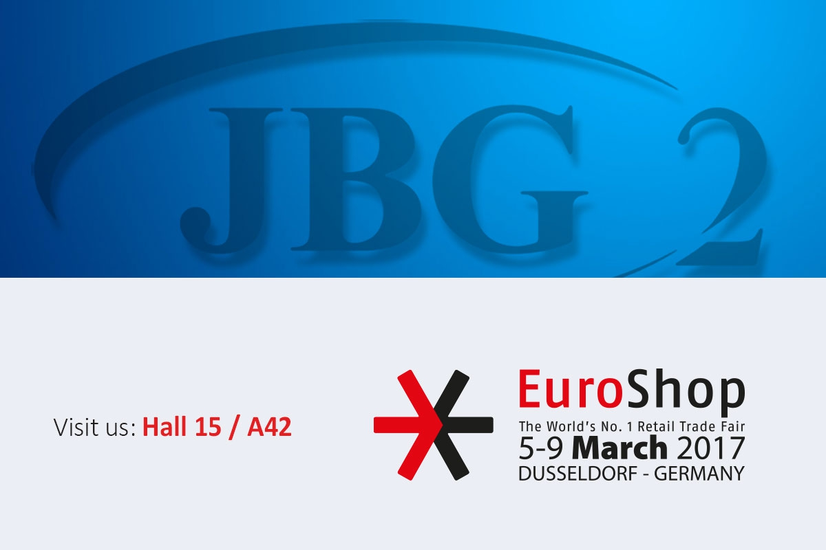 Blog post JBG at EuroShop 2017