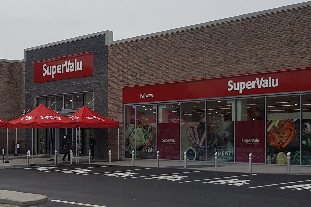 Blog post SuperValu opens in Dundalk
