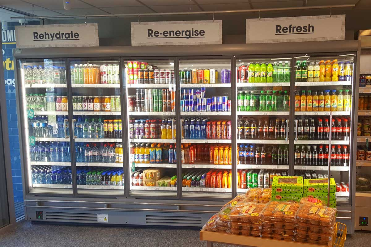 Blog post First Convenience Store in Ireland to use Exclusively Hydrocarbon Refrigerants