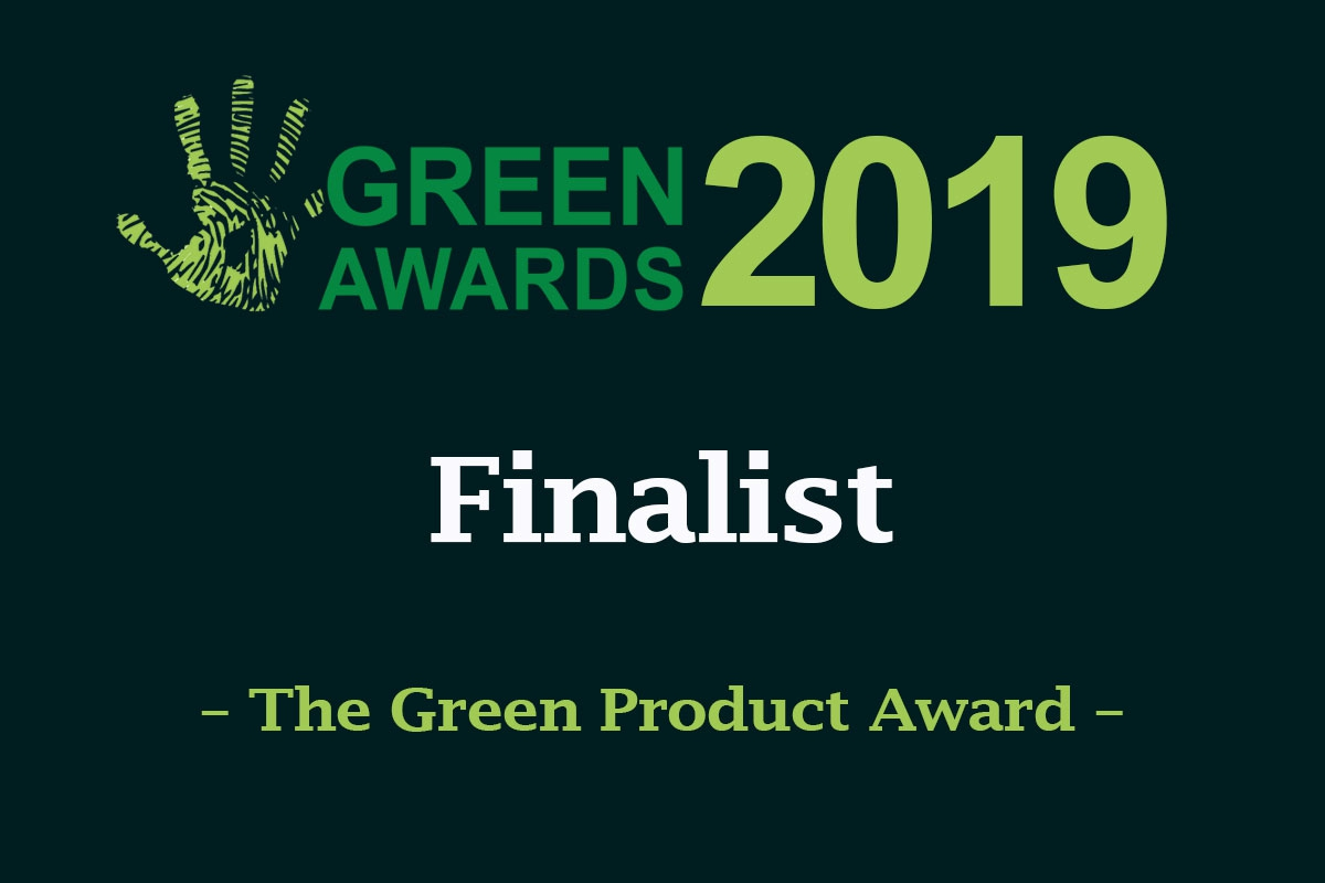 Coolrite Shortlisted in 2019 Green Awards